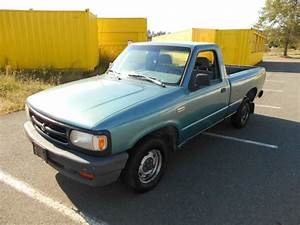 1994 Mazda B2300 Base Standard Cab Pickup 2-door 2 3l Manual Transmission