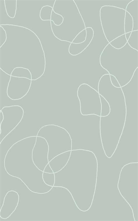 aesthetic green iphone wallpaper