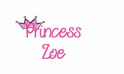 Zoe Journal Entries Names Backgrounds Gifts