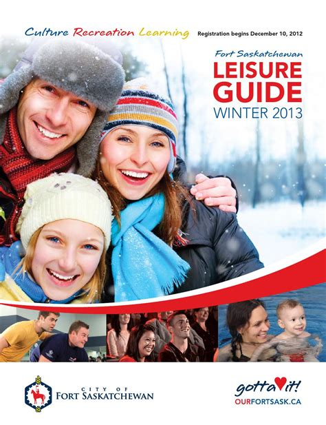 2013 Winter Leisure Guide by Fort Sask Issuu