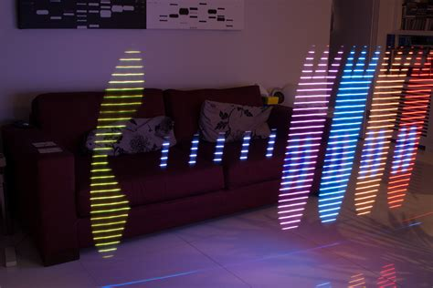 raspberry pi light show robotic light painting with raspberry pi finventing