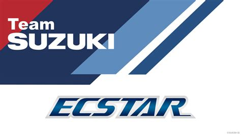 Team Suzuki Ecstar Logo By Samcro-33 On Deviantart
