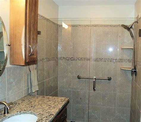 Ceramic Tile Bathroom Showers by Grey Ceramic Shower Tile Designs Ceramic Tile Showers