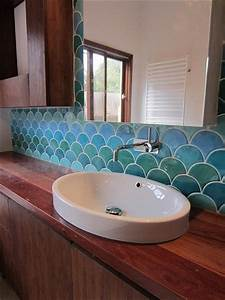 38 best images about home projects on pinterest diy With best brand of paint for kitchen cabinets with fish scale wall art