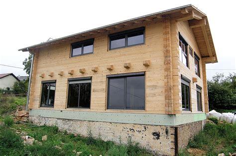 2 Stöckiges Haus by Modernes 2 Stoeckiges Haus Ohne Auskragung Duffner Blockbau