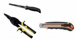 Outils De Plaquiste : pack d coupe plaquiste 3 outils outils de coupe ~ Edinachiropracticcenter.com Idées de Décoration