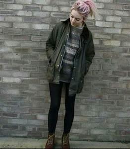 Best 25+ Grunge fashion winter ideas on Pinterest | Grunge outfits Winter grunge and Grunge ...