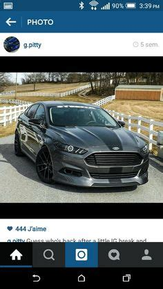 ford fusion images  pinterest  ford fusion