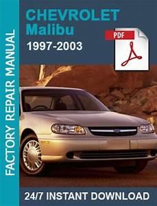 Chevrolet Malibu 1997 1998 1999 2000 2001 2002 2003 Manual