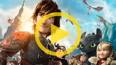 How To Train Your Dragon 2 (2014)  Official Hd Trailer