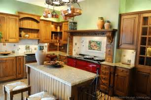 Kitchen Paint Colors With Natural Cherry Cabinets by Italian Kitchen Design Traditional Style Cabinets Amp Decor