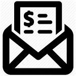 Icon Bill Pay Payment Salary Invoice Icons