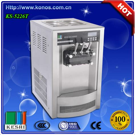 table top ice cream machine sale used soft serve ice cream machine portable ice cream