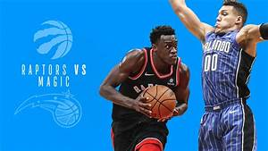 Raptors stave off Magic's second-half rally, escape ...