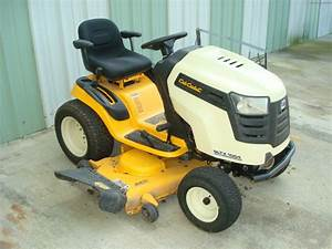 Cub Cadet Stlx 1054 Lawn  U0026 Garden And Commercial Mowing