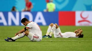 Fifa World Cup Russia Teams Iran Photos
