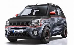 Suzuki Wagon R : maruti suzuki wagon r cross rendered to take on new adventures ~ Melissatoandfro.com Idées de Décoration