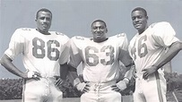 Morgan State celebrates undefeated 1967 football team ...