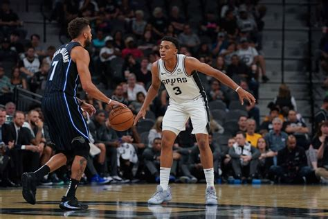Submitted 14 hours ago by recessbadger45. Spurs recall Keldon Johnson from Austin for game vs ...
