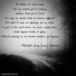 Best 25+ Meredith grey quotes ideas on Pinterest | Grey ...