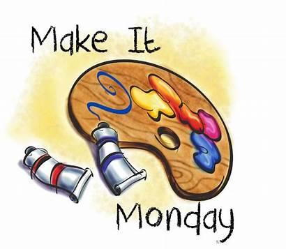 Monday Task Bottle Cap Craft Stop Cards