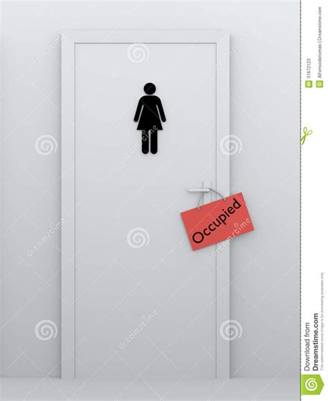 toilet for occupied stock photos image 31672123