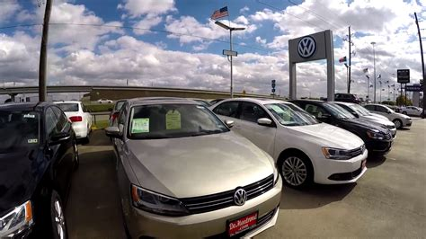 Demontrond Volkswagen, Houston Texas (tx)
