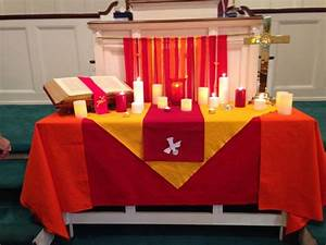 25 Best Ideas About Church Altar Decorations On Pinterest Easter