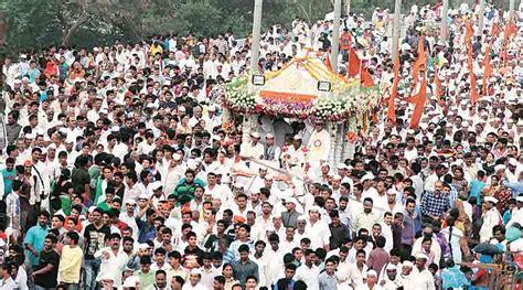 palki festival pandharpur maharashtra india   festival packages hotels travelwhistle
