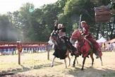 Anno 1280, Mittelalter, Mittelalterfest, Ritterspiele ...