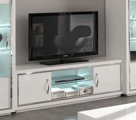 meuble tv blanc laque italien solutions pour la d 233 coration int 233 rieure de votre maison