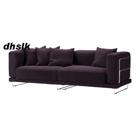 Ikea Tylosand Sofa by Ikea Tylosand Sofa Cover Rephult Purple Tyl 214 Sand Slipcover