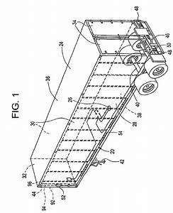 Patent Us6870473 - Corner-post Mounted  Status Light Display For A Semi-trailer