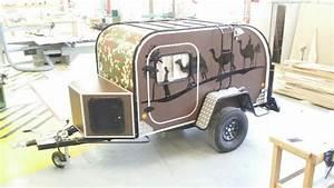 Fabriquer Mini Caravane : autoconstruction d 39 une mini caravane tout terrain page 9 casa trotter ~ Melissatoandfro.com Idées de Décoration