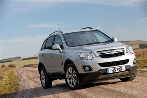 vauxhall colorado vauxhall antara review autocar