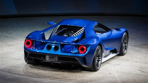 2016 Ford Gt Release Date, Price And Specs