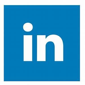 Color, linkedin, square icon | Icon search engine