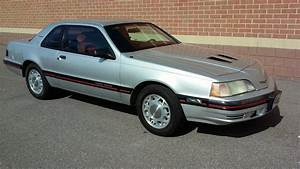 Svo Alternative  1987 Ford Thunderbird Turbo Coupe