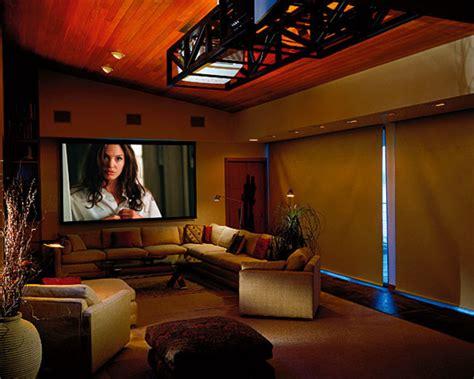 25 Simple, Elegant And Affordable Home Cinema Room Ideas
