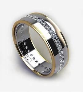 best 25 men wedding rings ideas on pinterest wedding With masculine wedding rings