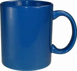 Mug à Thé : c handle mug light blue vitrified 11 oz 87168 06 american restaurant supply ~ Teatrodelosmanantiales.com Idées de Décoration