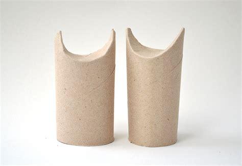 une chauve souris fabriqu 233 e avec 1 rouleau de papier toilette