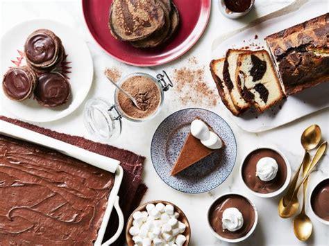 hot chocolate desserts recipes  ideas food network