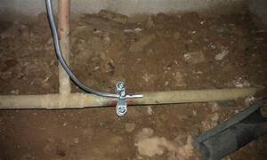 How Do I Connect A Ground Wire To The Water Pipe