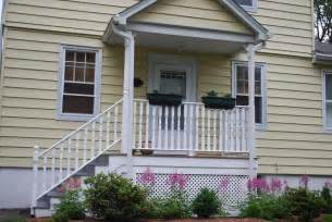 Decoration Ideas Exterior Front Porch Gorgeou Front Porch Railing Idea Home Materials for Front Porch Railing