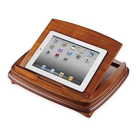 bed bath and beyond computer lap desk adjustable wood lap desk tablet stand bed bath beyond