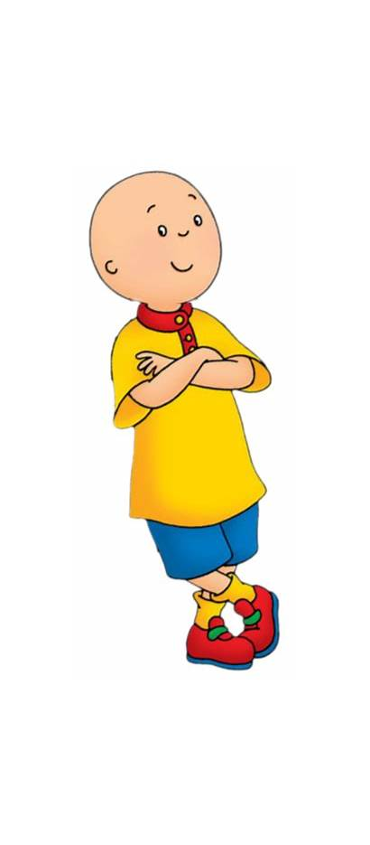 Caillou Character Poses Cartoon Wiki Animated Characters