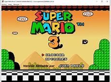 Super Mario Bros 3 Editable 92 Descargar para PC Gratis