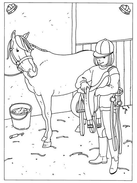 Kleurplaten Disney Paarden Idee 235 N Kleurpagina S Kleurplaat