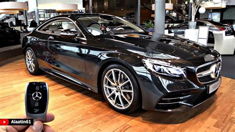 Mercedes S Class Coupe 2018 New Full Review Interior